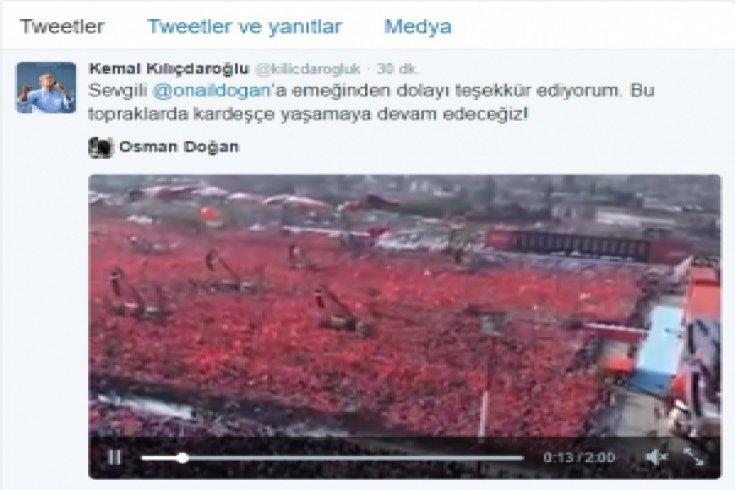 AKP'li gençten Kemal Kılıçdaroğlu klibi