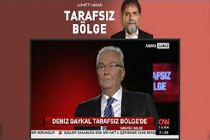 Deniz Baykal, 'başkanlık sistemi'ne karşı olduğunu söyledi