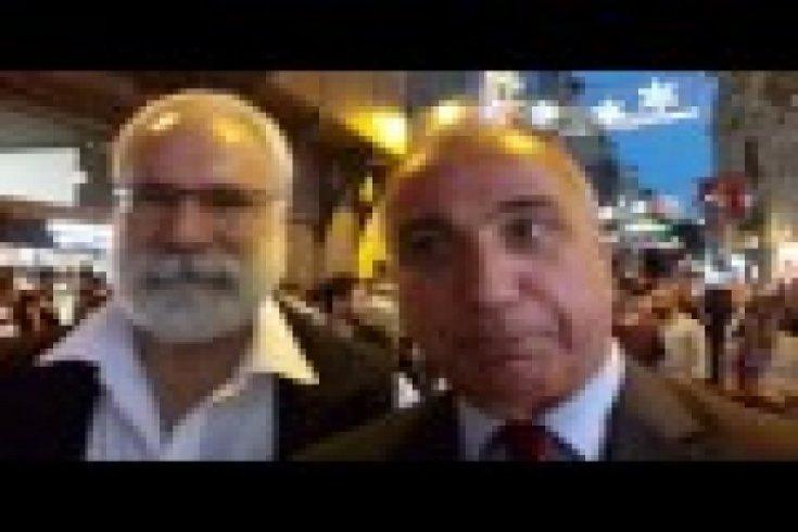 İmambakır Üküş, Hasan Kütük CHP Lideri Kılıçdaroğlu'na Saldırı protestosu İstanbul