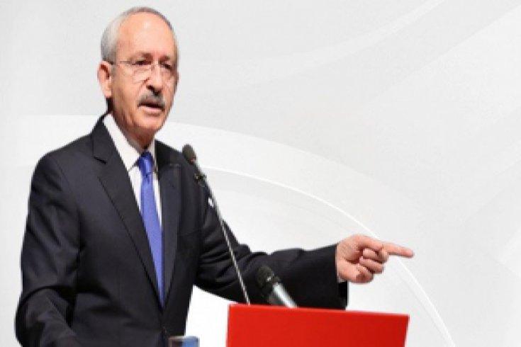 Kılıçdaroğlu: AYM'ye gitmememiz belli çevrelerde hayal kırıklığı yarattı