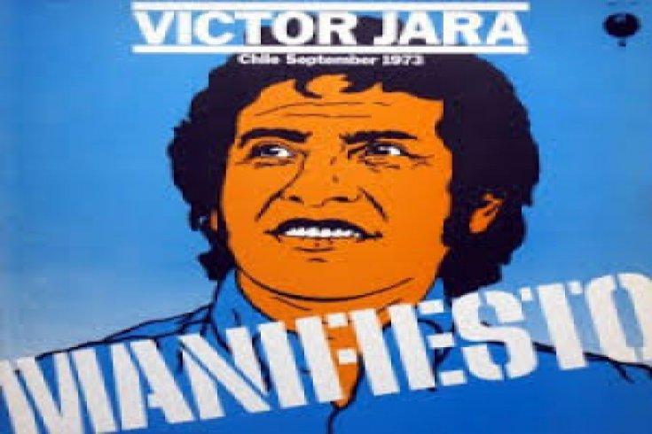 Victor Jara Manifiesto