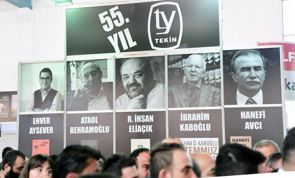 Kılıçdaroğlu Merzifon 3. Kitap Fuarı'nı ziyaret etti