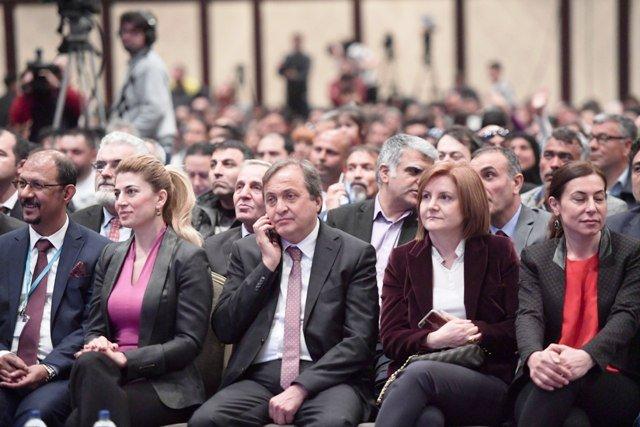Kılıçdaroğlu, 8 Nisan Dünya Romanlar Günü etkinliğine katıldı