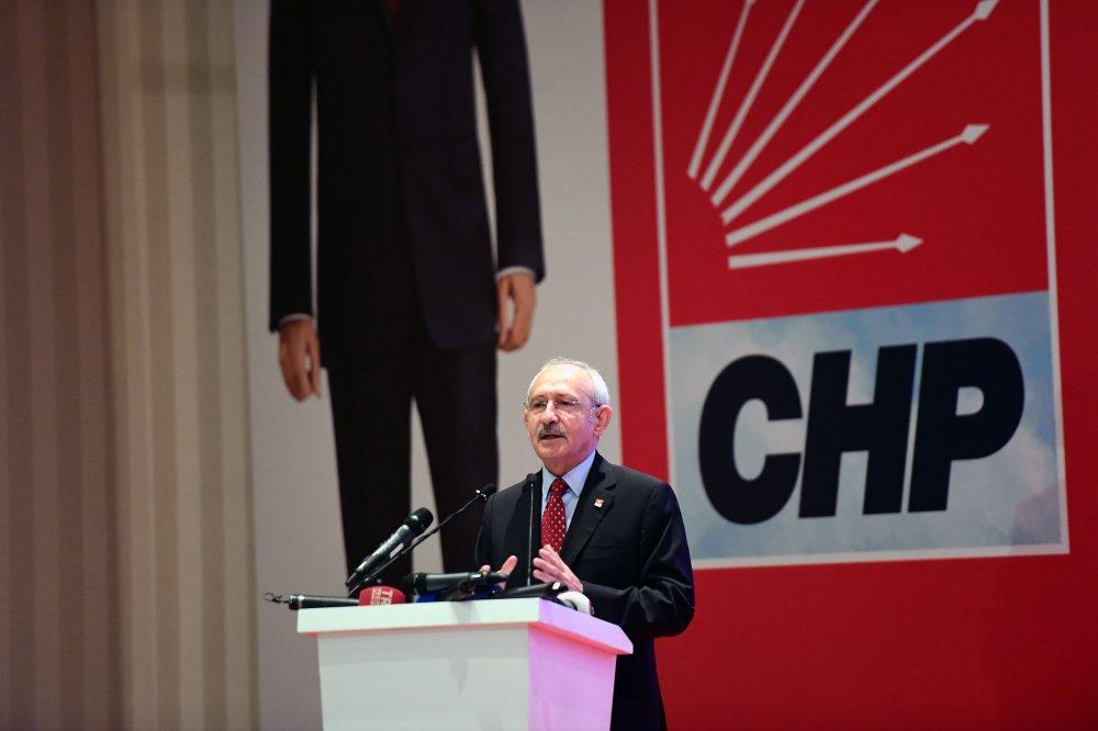 Kılıçdaroğlu, Türkiye Rumeli Balkan Çalıştayı'na katıldı