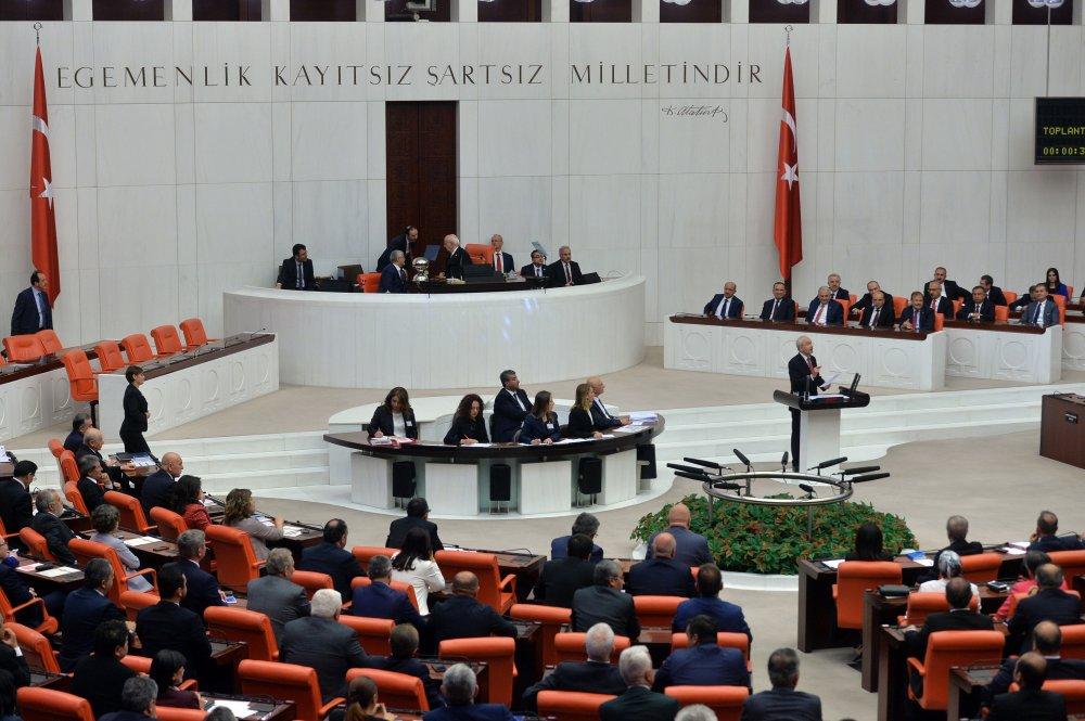 Kılıçdaroğlu, TBMM 23 Nisan özel oturumunda konuştu