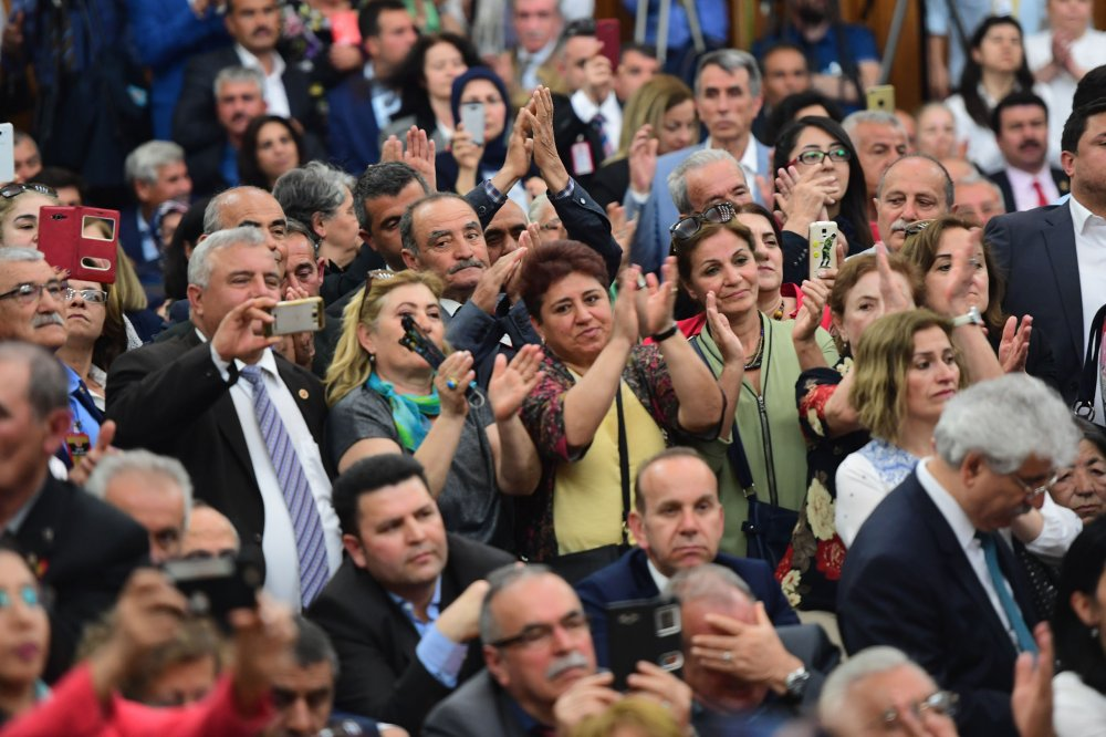 Kılıçdaroğlu, TBMM CHP grup toplantısında konuştu