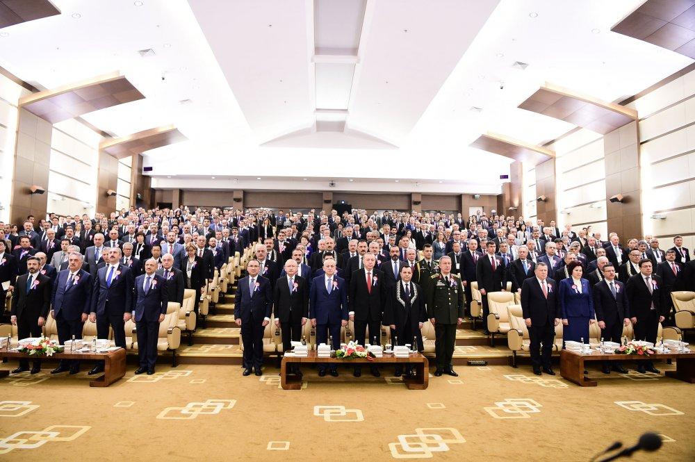Kılıçdaroğlu, Anayasa Mahkemesi'nin 56. kuruluş yıl dönümü törenlerine katıldı