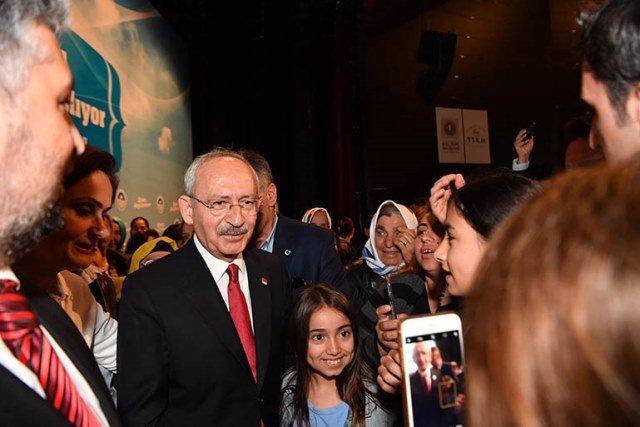 Kılıçdaroğlu, 'Aile Sigortası'nı Maltepe'de başlattı