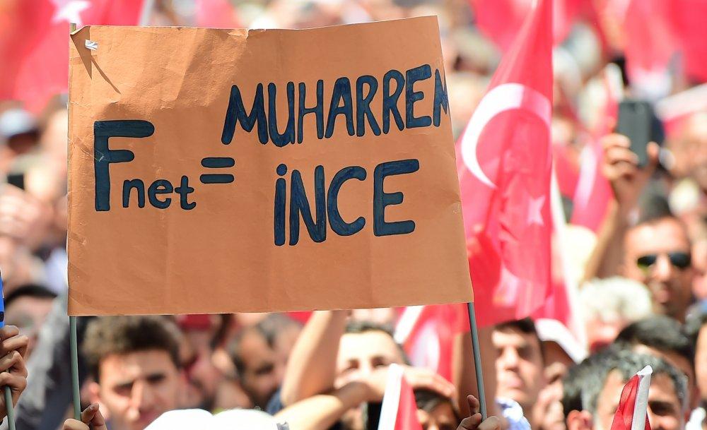 Muharrem İnce, Konya'nın Ereğli İlçesinde vatandaşlara hitap etti