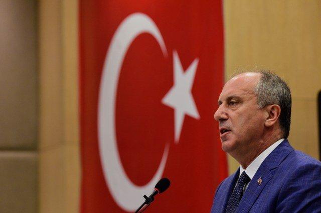CHP'nin Cumhurbaşkanı adayı Muharrem İnce 'Gelecek Bildirgesi'ni 19 Mayıs'da Samsun'da açıkladı