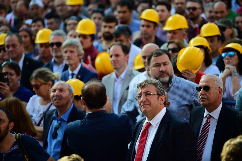 Muharrem İnce, Zonguldak mitinginde konuştu