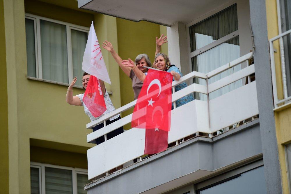 Muharrem İnce Adana'da halka hitap etti