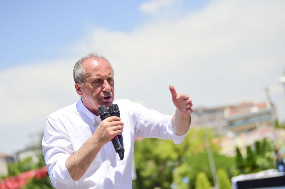 Muharrem İnce Ankara Eryaman mitinginde konuştu
