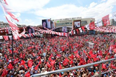 Muharrem İnce Ankara Keçiören'de halka seslendi