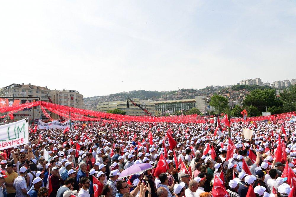 Muharrem İnce Kocaeli'de halka seslendi