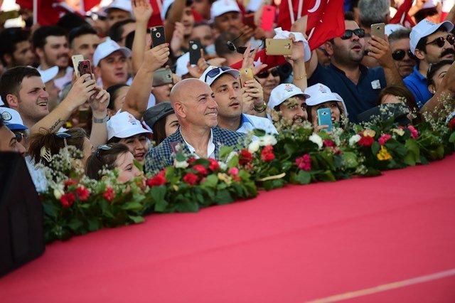 Muharrem İnce, Kayseri'de halka seslendi