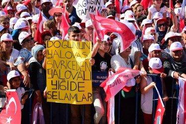 Muharrem İnce Elazığ'da halka seslendi