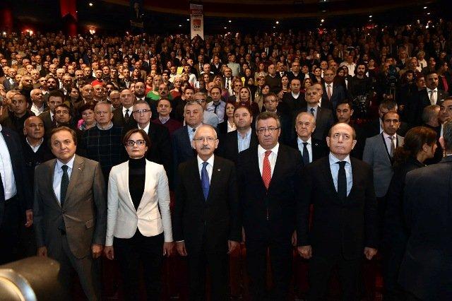 Kılıçdaroğlu, Sokaktan İstanbul'a Mahalle Toplantısı'na katıldı