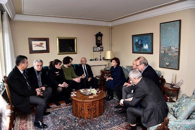 Kılıçdaroğlu, Uğur Mumcu'yu anma törenine katıdı
