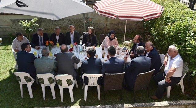Kılıçdaroğlu, İstanbul Şile Kabakoz Köyü Manav Türkleri ile buluştu