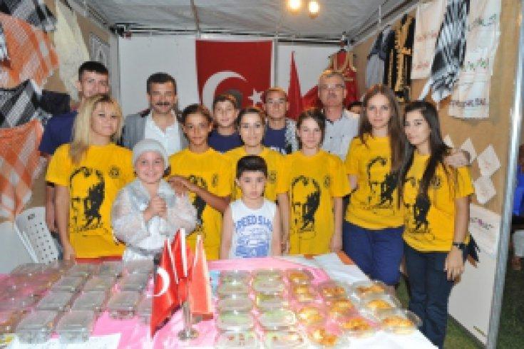 3. Balkan Festivali finali Havva Karakaş ile yapıldı