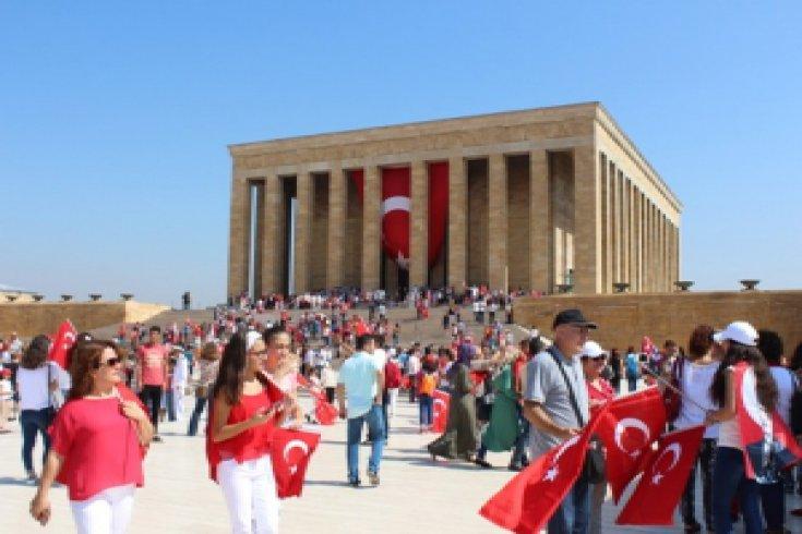 30 Ağustos'ta Ankara'da binler buluştu