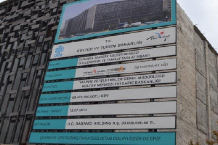 AKM: Kültür Merkezi mi Polis Karakolu mu?