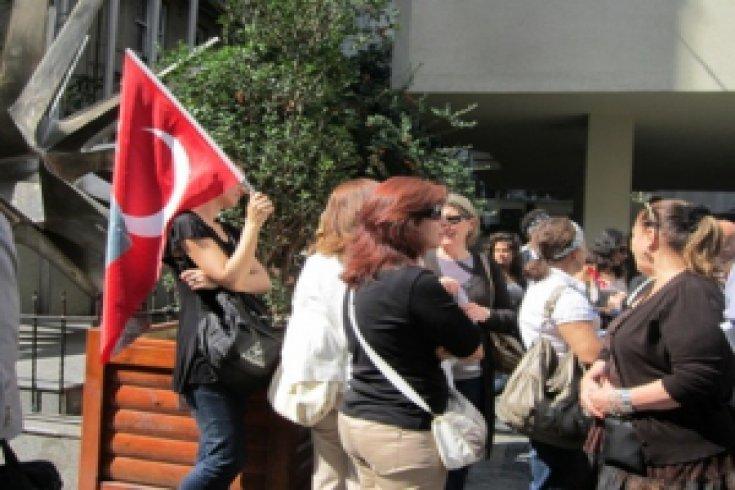 Balyoz protestosu-Odakule