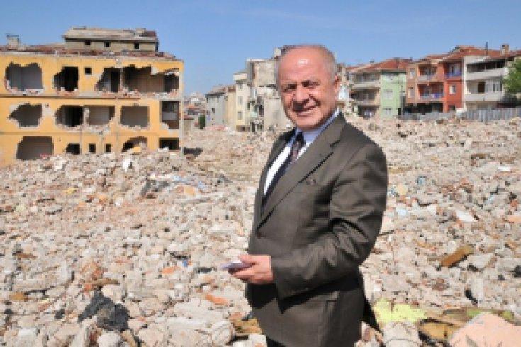 Başkan Öztürk: Fikirtepe'ye yeni plan facia olur