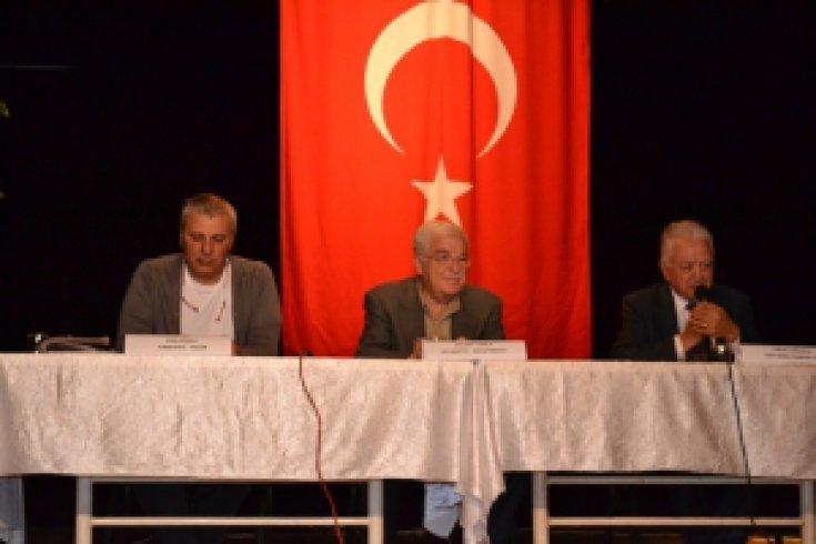 Beykoz Vakfı'da Ortadoğu Konulu Panel yapıldı