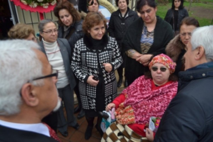 Birgül ayman Güler, 8 Mart'ta Bursa'da