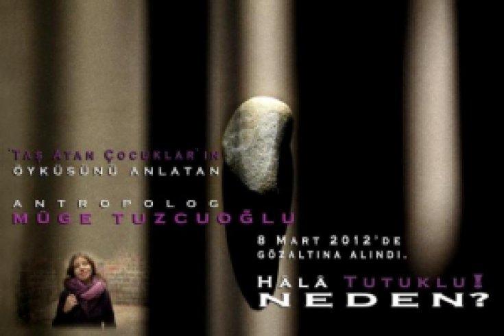Birgül Ayman Güler'den Müge Tuzcuoğlu'na destek