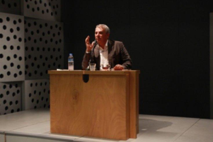 Can Ataklı, ÇYDD komisyon toplantısında konuşmacı
