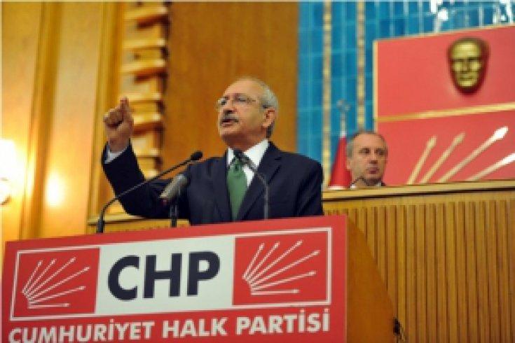 CHP 13 Kasım 2012 Grup Toplantısı