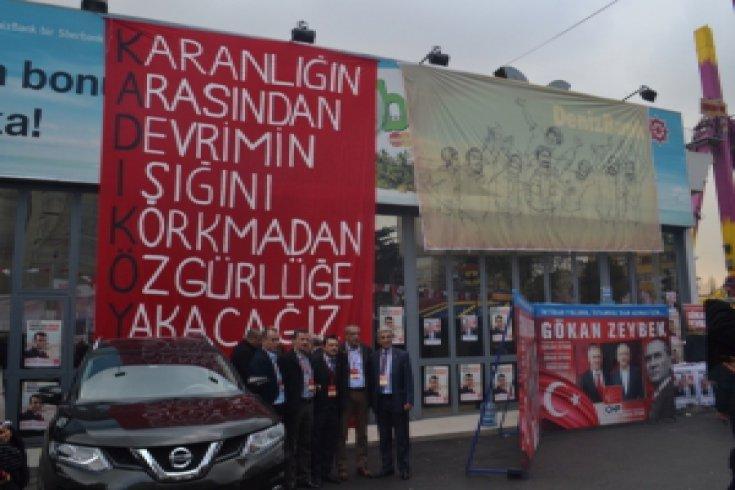 CHP İstanbul İl Kongresi