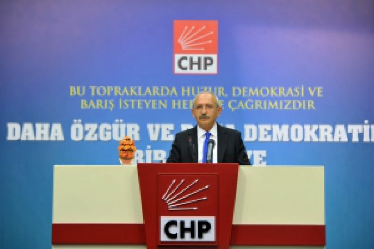 CHP BASIN TOPLANTISI