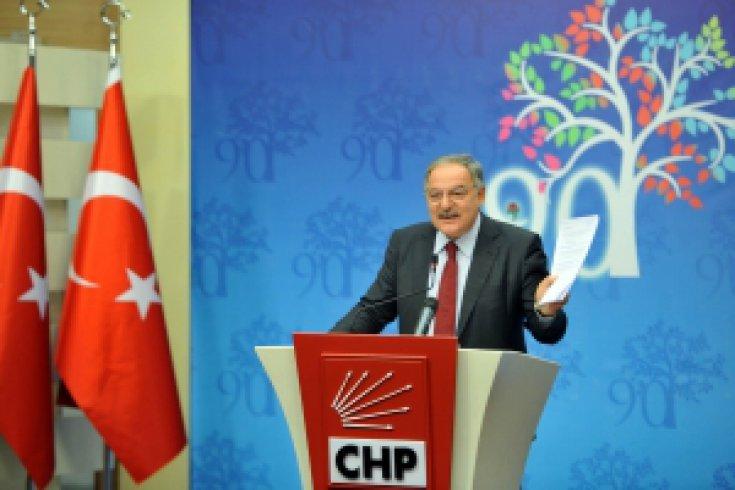 CHP Basın Toplantısı