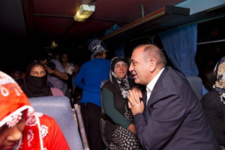 CHP Başkan Yardımcıları Adana'da