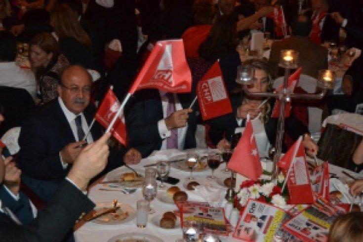 CHP Beylikdüzü İlçe Başkanlığı Dayanışma Gecesi