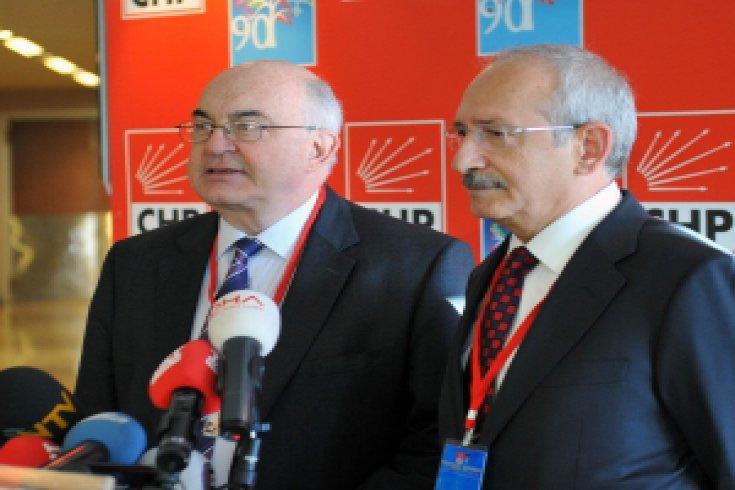 CHP Ekonomi Zirvesi; Kemal Kılıçdaroğlu ve Kemal Derviş