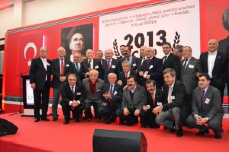 CHP ''Emekliler'' toplantısını yaptı