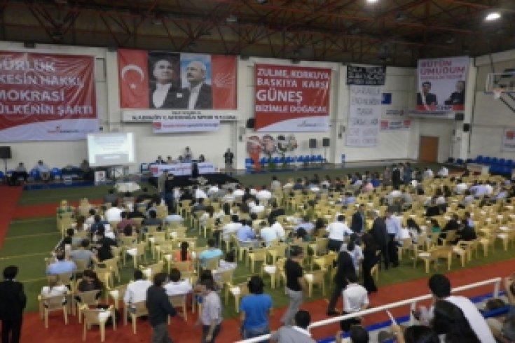 CHP Gençlik Kongresi