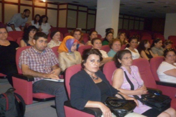 CHP il Kadın Kolları Nuray Çepni