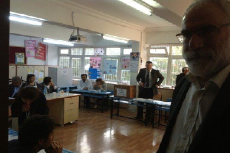 CHP Mamak'ta Eğilim Yoklaması