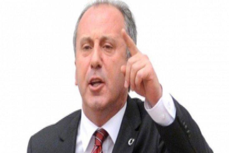CHP Seçmeni Partinin Başında Muharrem İnce'yi İstiyor