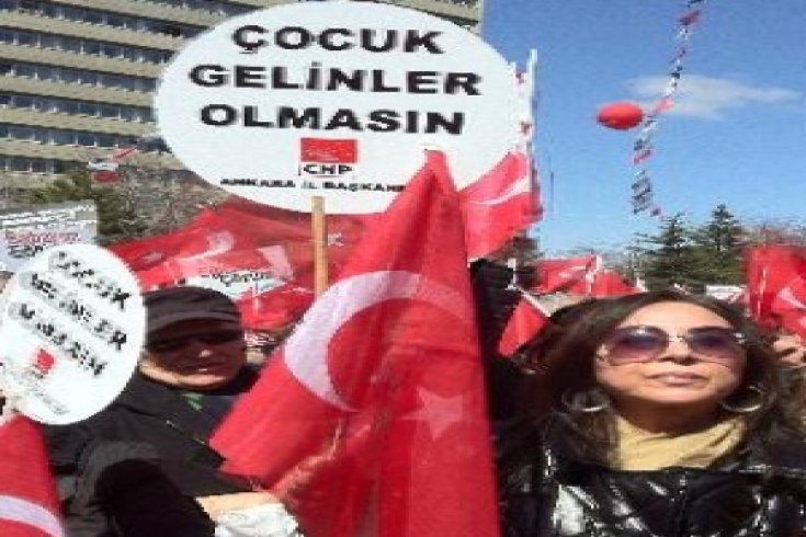 CHP Tandoğan Mitingi