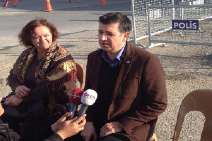 CHP'li Gaytancıoğlu Silivri'de Dündar ve Gül'ü ziyaret etti