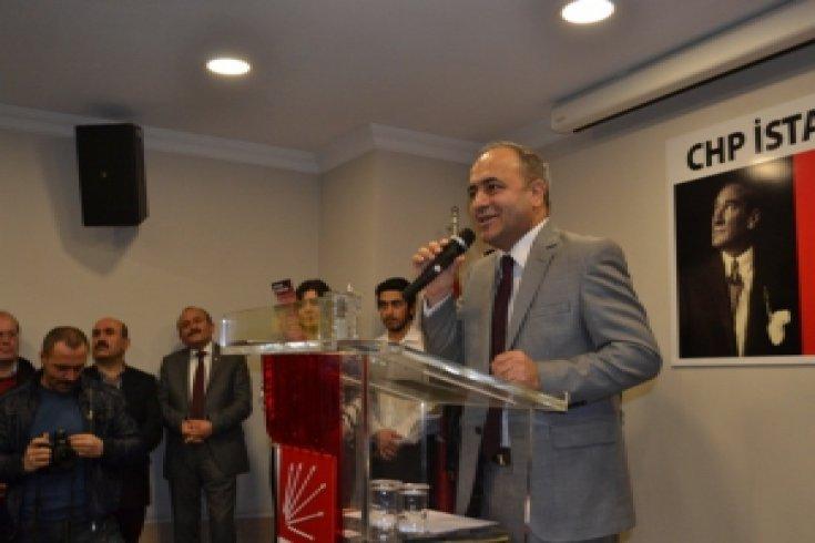 CHP'li Seyfullah Beysülen İstanbul 2. Bölge'den Milletvekili Aday Adaylığını Açıkladı