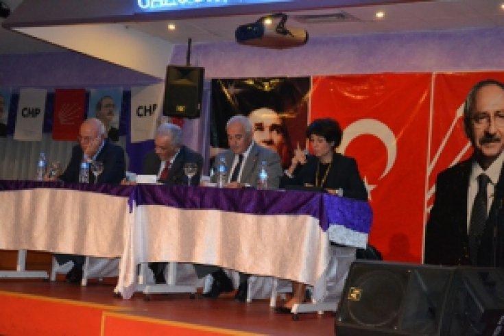 Cumhuriyetin Tarihsel Birikimi ve Sosyal Demokrasi Paneli