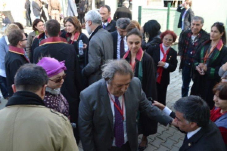 Ergenekon'da Avukat Celal Ülgen'e saldırı